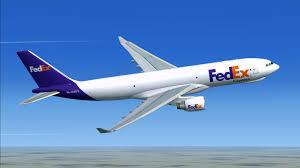 Dual Hemisphere Stallions - FedEx Jet.jpeg